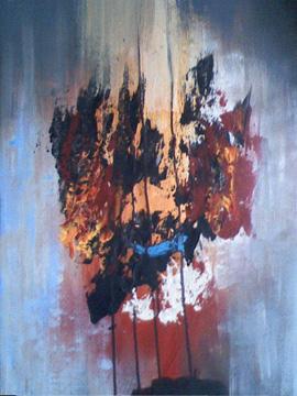 Pittura astratta esposizione quadri contemporanei for Quadri arte moderna